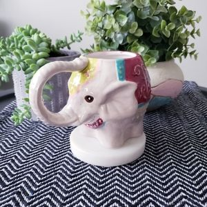 PIER 1 | New Elephant Coffee Mug